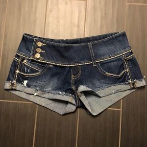 Brand new short shorts
